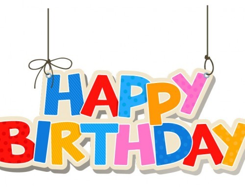Happy Birthday, Ama!